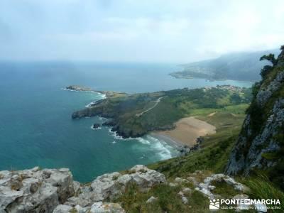 Santoña,Monte Buciero-Laredo; el tranco la pedriza la garganta del cares tiempo sierra de madrid